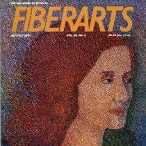Image of Fiberarts, September/October 2001