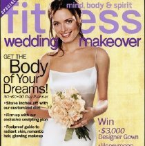 Image of Fitness, Spring 2003, Wedding Makeover Issue