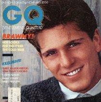 Image of GQ (American), November 1981
