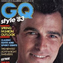 Image of GQ (American), January 1983
