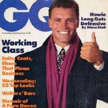 Image of GQ (American), September 1987