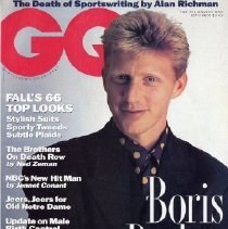 Image of GQ (American), September 1991