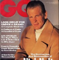 Image of GQ (American), October 1991