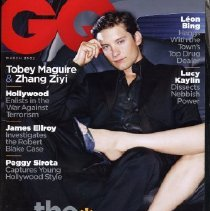 Image of GQ (American), March 2002