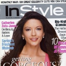 Image of InStyle, April 2000