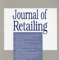 Image of Journal of Retailing, Summer 2000