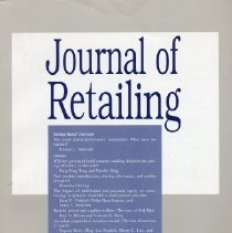 Image of Journal of Retailing, Fall 2001