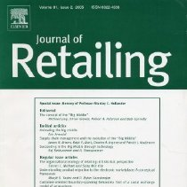 Image of Journal of Retailing, 2005, Vol. 81 No. 2