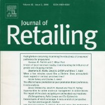 Image of Journal of Retailing, 2006, Vol. 82 No. 3