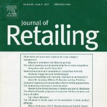 Image of Journal of Retailing, 2007, Vol. 83 No. 2