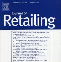Image of Journal of Retailing, 2008, Vol. 84 No. 3