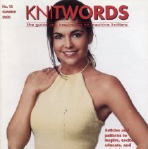 Image of Knitwords, Summer 2000