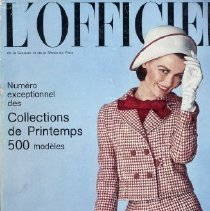 Image of L'Officiel (French), March 1964