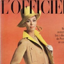 Image of L'Officiel (French), March 1967