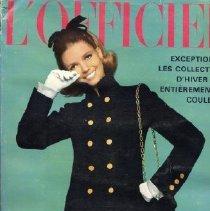 Image of L'Officiel (French), September 1967