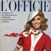 Image of L'Officiel (French), March 1968