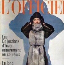 Image of L'Officiel (French), September 1970