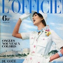 Image of L'Officiel (French), Spring/Summer 1973, No. 598
