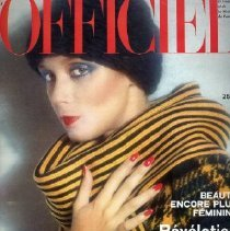 Image of L'Officiel (French), Fall 1975, No. 609, Supplement