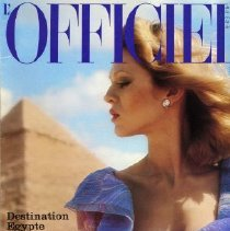 Image of L'Officiel (French), Summer 1976, No. 615, Supplement