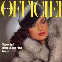 Image of L'Officiel (French), October 1979