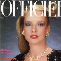 Image of L'Officiel (French), November 1979