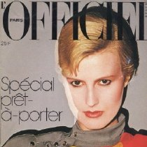 Image of L'Officiel (French), August 1980