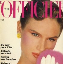 Image of L'Officiel (French), May 1982