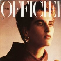 Image of L'Officiel (French), August 1985