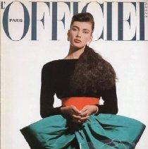 Image of L'Officiel (French), September 1986