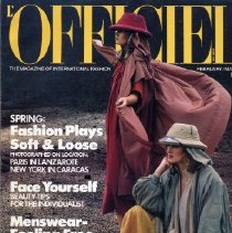 Image of L'Officiel (American), February/March 1978