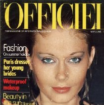 Image of L'Officiel (American), May/June 1978