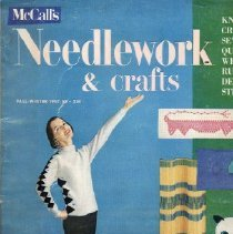 Image of McCall's Needlework and Crafts, Fall/Winter 1957-1958