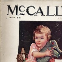 Image of McCall's, January 1927