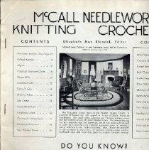 Image of McCall's Needlework, 1939