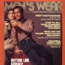 Image of Men's Wear, February 11, 1977