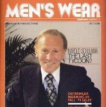 Image of Men's Wear, February 3, 1978
