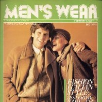 Image of Men's Wear, February 3, 1978, Supplement