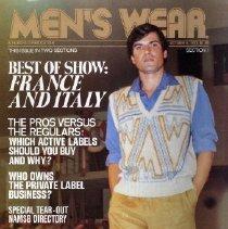 Image of Men's Wear, October 6, 1978