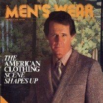 Image of Men's Wear, January 19, 1979