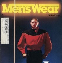 Image of Men's Wear, November 9, 1979