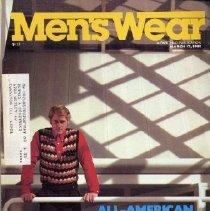 Image of Men's Wear, March 17, 1980