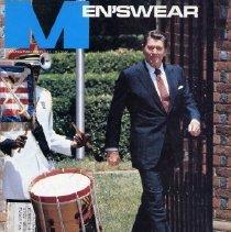 Image of Men's Wear, July 1983