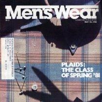 Image of Men's Wear, May 26, 1980
