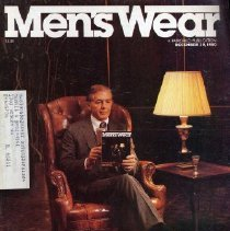 Image of Men's Wear, December 29, 1980