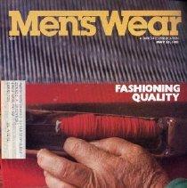 Image of Men's Wear, May 25, 1981
