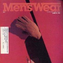 Image of Men's Wear, June 22, 1981