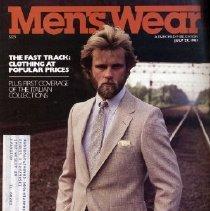 Image of Men's Wear, July 27, 1981
