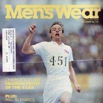 Image of Men's Wear, October 26, 1981