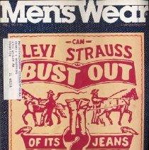 Image of Men's Wear, June 7, 1982